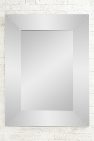 Bevel Large Mirror