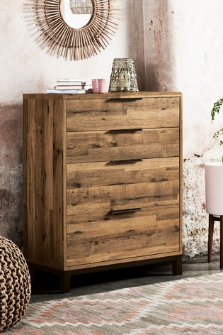 Bronx 4 Drawer Chest