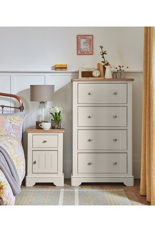 Hampton 4 Drawer Chest