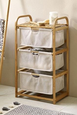 Bamboo Storage Drawers