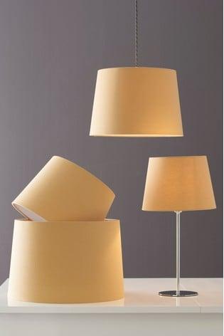 Ochre Lamp Shade