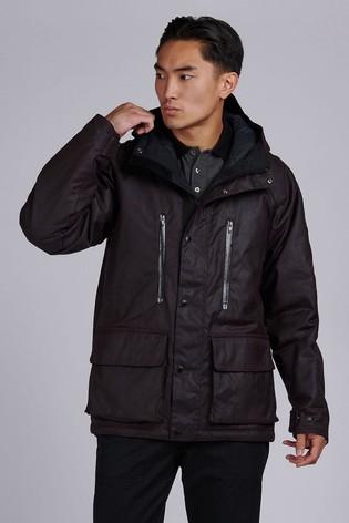Barbour® International Afton Wax Jacket