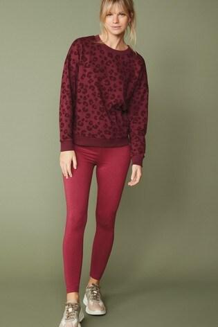 Berry Full Length Leggings