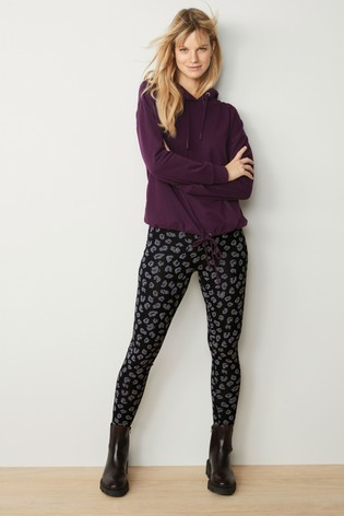 Mono Animal Full Length Leggings