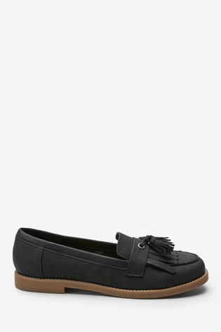 Crepe Sole Loafers by Next