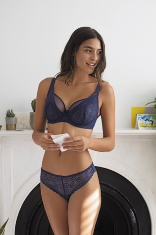 Freya Sapphire Love Note High Apex Bra by Next