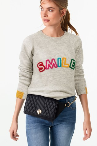 Multi Smile Jumper by Next