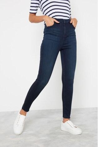 F&F Blue Contour Jeans