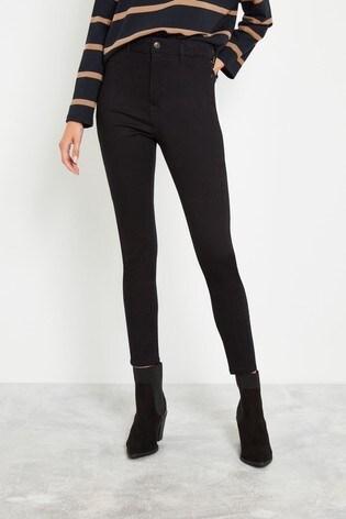 F&F Black Tube Jeans