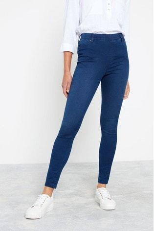 F&F Indigo Jegging Jeans