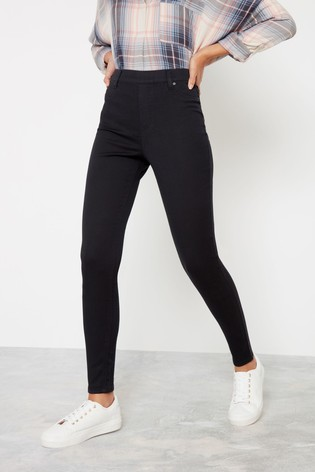 F&F Black Jegging Jeans