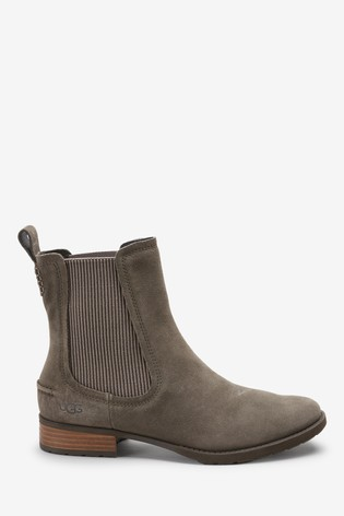 latest fashion new products outlet boutique UGG® Hillhurst II Suede Chelsea Boots