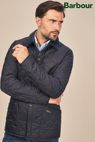 Barbour® Heritage Liddesdale Slim Fit Quilted Jacket