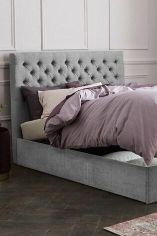Astounding Paris Ottoman Storage Bed Bralicious Painted Fabric Chair Ideas Braliciousco