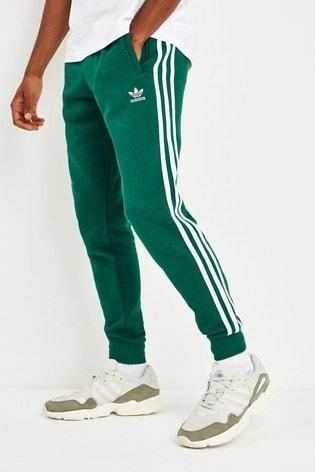 adidas jogging vert