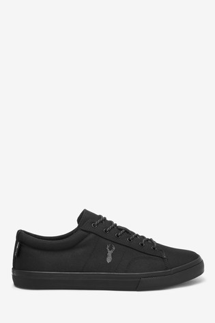 Black Cordura® Stag Trainers