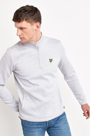Lyle and Scott Kids Boys Long Sleeve Crew Sweatshirt Sweater T Shirt Top Jumper