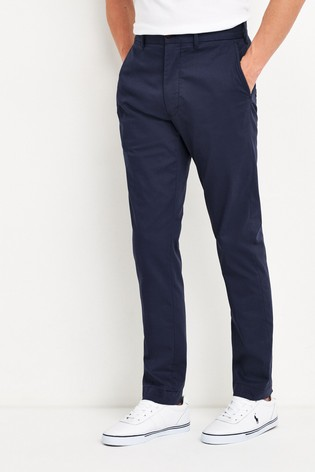 Polo Golf by Ralph Lauren Navy Stretch Slim Fit Chinos