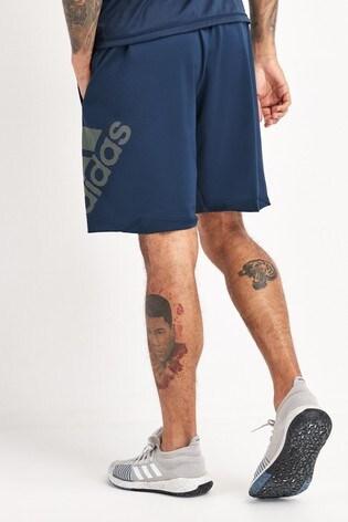 adidas Blue Badge of Sport Shorts