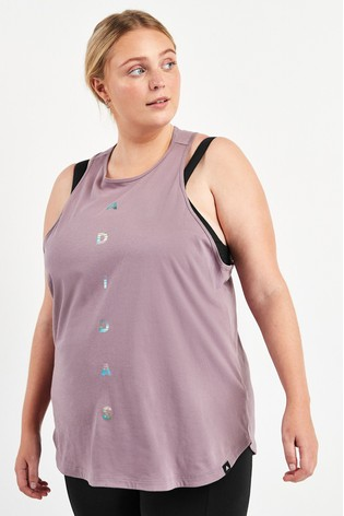 adidas Curve Purple Universal Vest