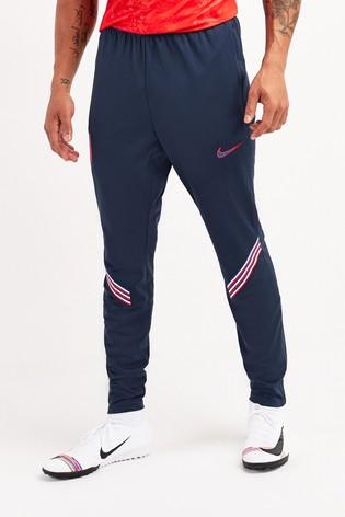 Nike Navy England Strike Joggers
