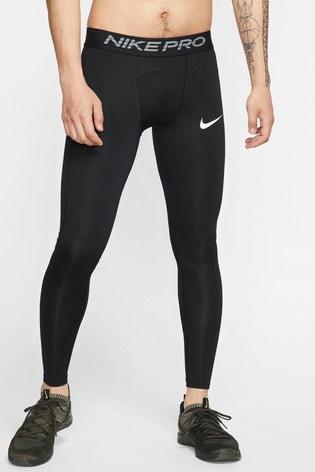 Nike Pro Black Base Layer Leggings