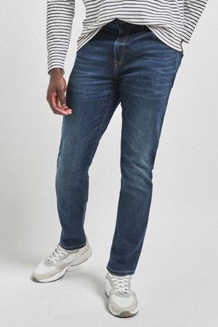 Dark Blue Slim Fit Slim Fit Jeans