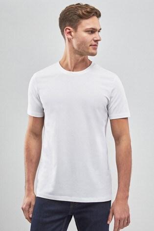 White Supima T-Shirt