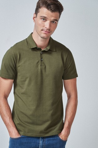 Khaki Poloshirt
