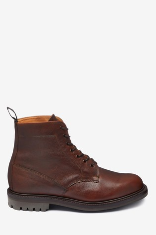 Chestnut Sanders For Next Parade Boot