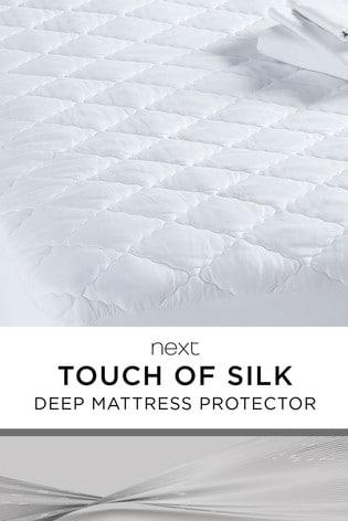 Touch Of Silk Deep Deep Mattress Protector