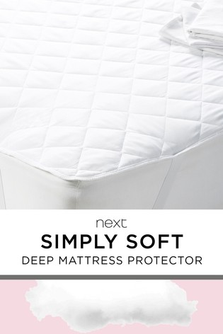 Simply Soft Deep Mattress Protector