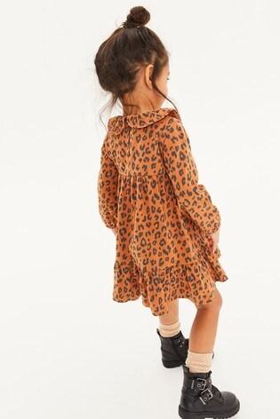 Animal Tier Dress (3mths-7yrs)