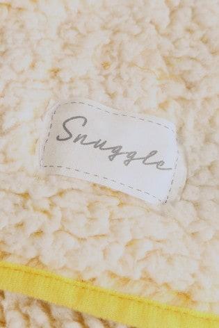 Snuggle Fleece Throw