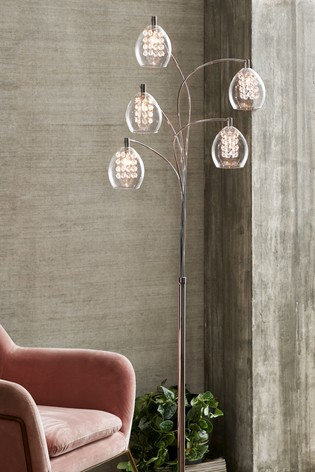 Buy Bella 5 Light Floor Lamp From The Next Uk Online Shop