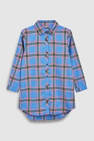 Kaufen Sie Blau Kariertes Hemd 3 16yrs From Next Germany