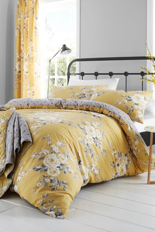 Buy Catherine Lansfield Canterbury Duvet Cover And