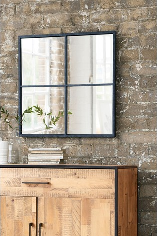 Buy Small Metal Window Mirror From The Next Uk Online Shop