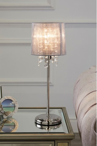Buy Small Palazzo Table Lamp From The Next Uk Online Shop