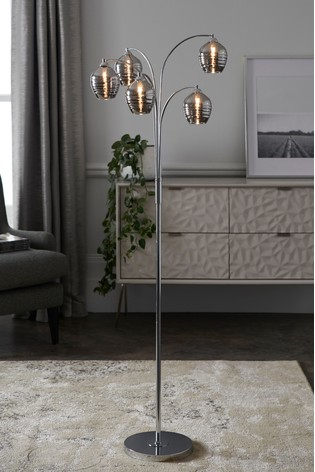 Buy Drizzle 5 Light Floor Lamp From The Next Uk Online Shop