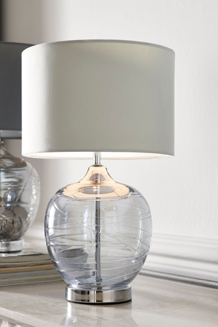 Buy Drizzle Touch Table Lamp From The Next Uk Online Shop