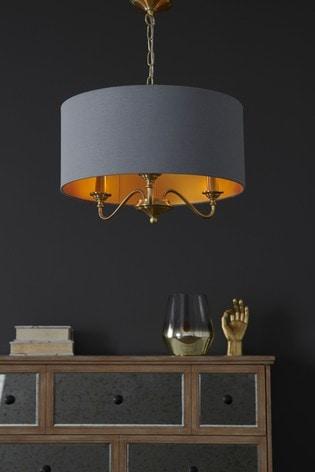 Buy Burford 3 Light Chandelier From The Next Uk Online Shop