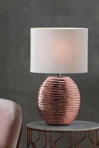 buy shimmer touch lamp from the next uk online shop. Black Bedroom Furniture Sets. Home Design Ideas