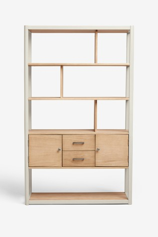 Newhaven Painted Display Shelf