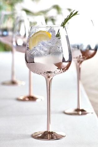 Monroe Set of 4 Gin Glasses