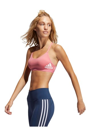 adidas Rose Badge of Sport Sports Bra