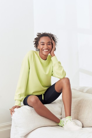 Lime Sporty Tunic
