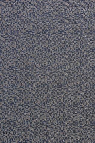 Geo Texture Eyelet Curtains