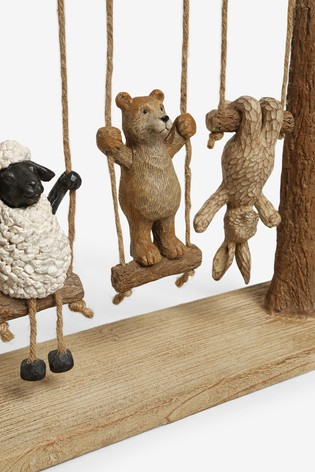 Bertie And Friends Swing Ornament