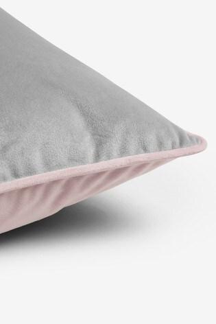 Mila Twin Velvet Rectangle Cushion